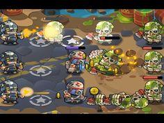 Elite Squad 2 HARD level 9 Full Victory Walkthrough gameplay (TD game)