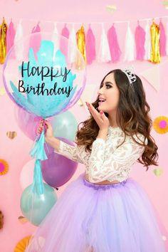 Sesión de fotos Cute Birthday Pictures, Happy Birthday Images, Happy Birthday Wishes, Birthday Photos, Birthday Girl Dp, 28th Birthday, Birthday Party Photography, Shooting Photo, Girl Photo Poses