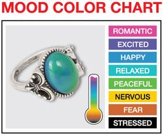 mood ring science fair project - Google Search Science Fair Projects, Gemstone Rings, Gemstones, Mood, Google Search, Jewelry, Jewlery, Gems, Jewerly