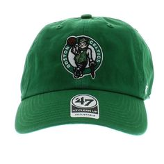 b2c149cc Boston Celtics Clean Up Dad Hat | CraniumFitteds.com Boston Celtics, Dad  Hats,