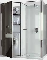 Afbeeldingsresultaat voor how to hide washing machine in bathroom