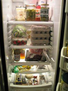 What's in My Fridge? www.EverydayMaven.com