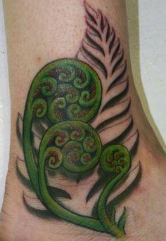 New Zealand Tattoo Meaning Marquesan Tattoos - Modern Koru Tattoo, Thai Tattoo, Irezumi Tattoos, Marquesan Tattoos, Maori Tattoos, Tattoo Designs, Maori Designs, Tattoo Ideas, Maori Tattoo Meanings