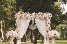 A Dreamy Fairytale California Wedding - MODwedding