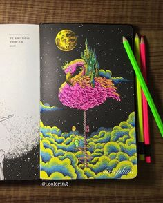 Sketchy Stories Doodle Art of