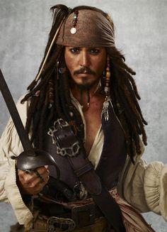 Pirate. <3 Johnny Depp.