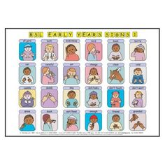 Baby Sign Language Chart | Related Pictures baby sign language chart page 12 images