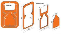 Как из подручных материалов сделать раскладной стульчик?