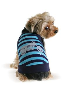 Motor Pup Dog Tank by Ruffluv on Gilt Home