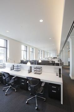 Net-A-Porter NYC Office / Studiofibre