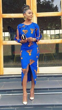 e8da5b40405f Latest Ankara Short Gown Styles 2018. African Fashion ...