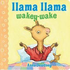 Llama Llama Wakey-Wake.