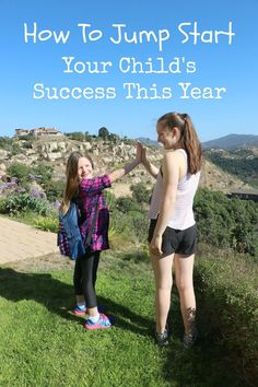 How To Jump Start Your Child's Success This Year! AD Sylvanlearning