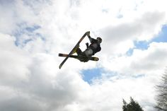 Rossendale ski training Justin Taylor-Tipton (JTT)