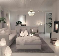 Inspiring Living Room Decorating Ideas ... #livingroom #livingroomideas