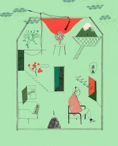 Heta Bilaletdin is an artist and illustrator based in Helsinki, Finland. She works with various...
