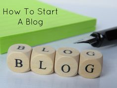 Find out how easy it is to start a blog with some simple steps to follow.