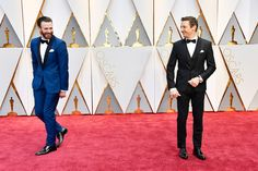Jeremy Renner Photos Photos - Actor Jeremy Renner attends the 89th Annual Academy Awards at Hollywood & Highland Center on February 26, 2017 in Hollywood, California. - 89th Annual Academy Awards - Red Carpet