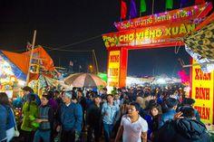 Vieng market festival in Nam Dinh province
