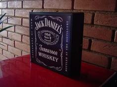 069a5844826 Luminosos Bar Design - Jack Daniels Rótulo (código B-271)