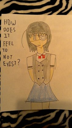 Mei Misaki from the anime Another. Just finished it tonight! For @SOKAWAIIDESU