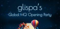 glispa lädt die Tech-und Startup Community zur Global HQ Opening Party ein