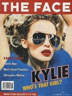 Kylie Minogue for The Face June 1994