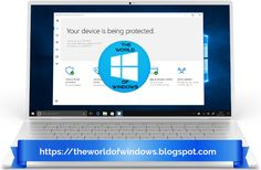 Windows 10 includes Windows Security, which provides the latest antivirus protection. Your device will be actively protected from the moment you start Windows Defender Security, Antivirus Protection, How To Uninstall, Windows Defender, Microsoft Windows, Kids Online, Windows 10