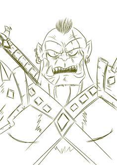 I draws that