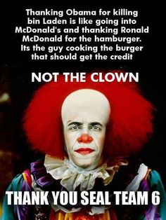 Not the Clown #humor