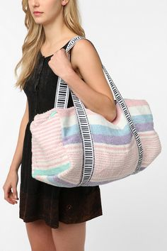 the most perfect weekender bag i have ever seen