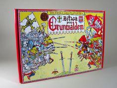 Gra planszowa - Bitwa pod Grunwaldem