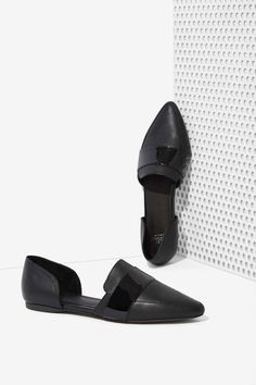 Shellys London Mazza Leather Loafer | Shop What's New at Nasty Gal