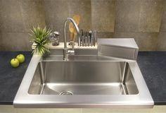 Kitchen Sink Design Ideas - Kitchen Designs - Al Habib Panel Doors