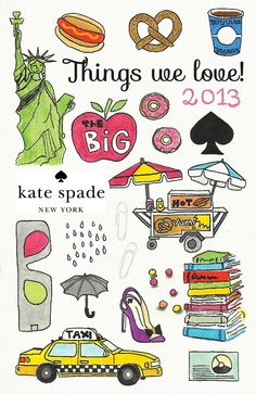 Kate Spade 2013 Catalogue on Behance