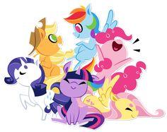 MLP: Pony Puddle by Sprits.deviantart.com on @deviantART