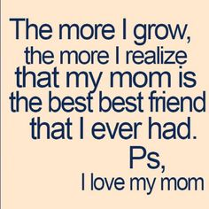 You were my best friend momma & miss you so much!!  #8-30-37/8-10-15