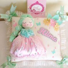 Prenses takı yastığı