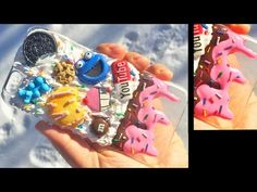 Decoden Sweet Tooth & Deco Sauce Phone Case Tutorial - YouTube