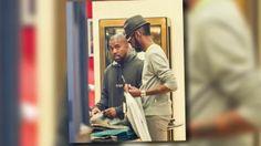 Kanye West brilla después de su luna de miel