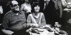 Poker Legends Doyle Brunson and Stu Ungar