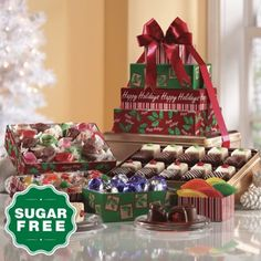 Sugar free merry christmas petits fours from the swiss colony search results for holiday candy negle Images