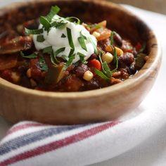 How Chefs Make Chili