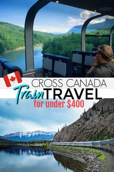 Take this Train across Canada with … interior home – Furniture Homer Designer Train Travel, Solo Travel, Travel Usa, Quebec, Montreal, Visit Canada, Canada Trip, Tour Of Canada, Vancouver