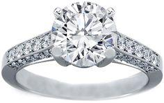#mdcdiamonds.com          #ring                     #Engagement #Ring #Platinum #Pave #Diamond #Gallery #Engagement #Ring #Setting #ES222                   Engagement Ring - Platinum Pave Diamond Gallery Engagement Ring Setting - ES222                                                   http://www.seapai.com/product.aspx?PID=827044