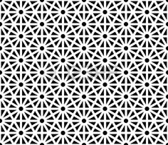 Vector Modern Seamless Sacred Geometry Pattern, Black And White.. Royalty Free Cliparts, Vectors, And Stock Illustration. Image 46514864.