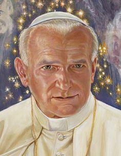 4-2-2015 10th 'Passover' anniversary of St John Paul II (beware of 'kookie' websites, the opposite of love isn't hate, its ab-use) more https://www.pinterest.com/teresitacalero/faith-j-paul-ii/