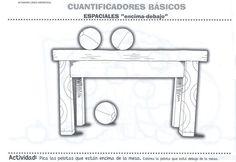 En un rincón de mi aula de Infantil: Actividades Lógico Matemáticas - 1