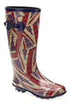 Or I could go all patriotic for my wellies (also from next)