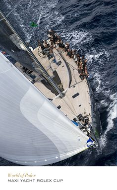 Boating | Sailing | Maxi Yacht Rolex Cup. #Yachting #RolexOfficial